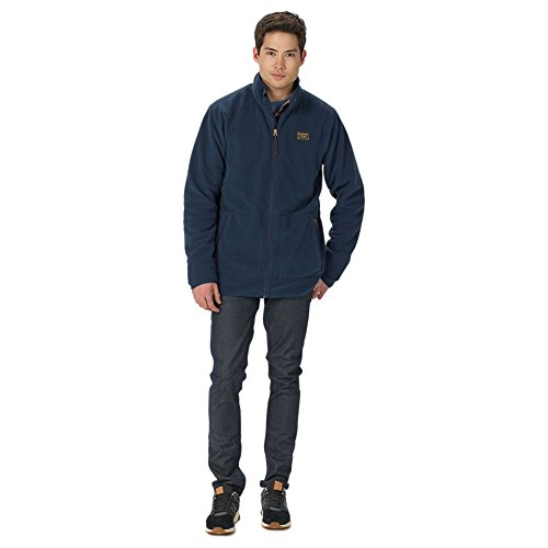 Burton Herren Ember Full-Zip Fleecejacke Eclipse