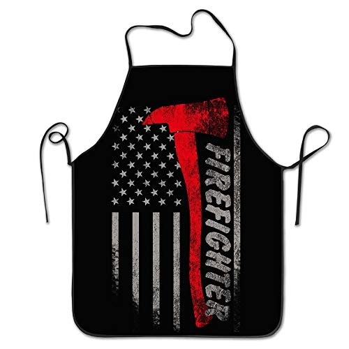 Sushi Sexy Kostüm - HTETRERW Bahuluo Adjustable Apron for Cooking Grill Baking Restaurant for Waitress Women Men - 28. 4