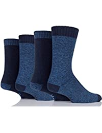 Hommes 4 Paire Jeep Performance Boot Socks