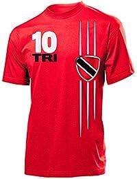 TRINIDAD UND TOBAGO FANSHIRT - Herren T-Shirt Gr.S bis XXL