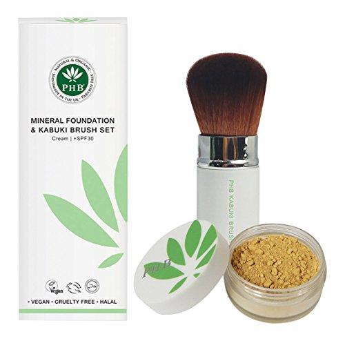 biokompatibel-mineral-farbe-foundation-und-kabuki-brush-set-zimt