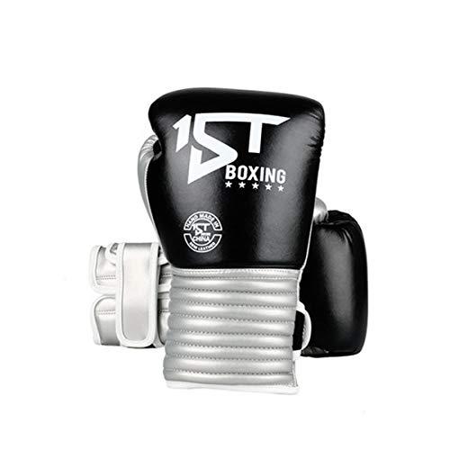 XINGGANGLENGYIN Boxhandschuhe, Erwachsene Männer und Frauen Sanda Training Muay Thai Kampf Professionelle Sandsackhandschuhe, Latex Futter Boxhandschuhe, Hohe Qualität Die beste Wahl für Boxbegeistert