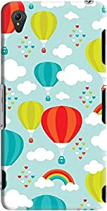 DailyObjects Hot Air Balloon Mobile Case For Sony Xperia Z3