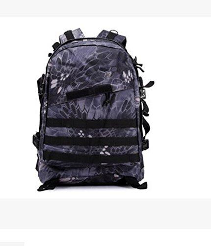HCLHWYDHCLHWYD-Rucksack Armee Fans Outdoor-Camping-Tasche Bergsteigen Rucksack im Freien Sporttasche 4