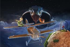 Schmidt Spiele 56039 - Der kleine Prinz, Unterwegs im Weltall, Kinder-Puzzle, 200 Teile