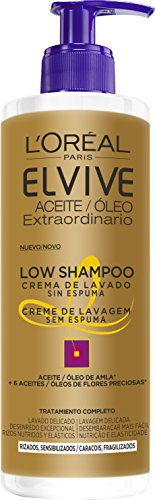 L'Oreal Paris Elvive Champú Low Shampoo