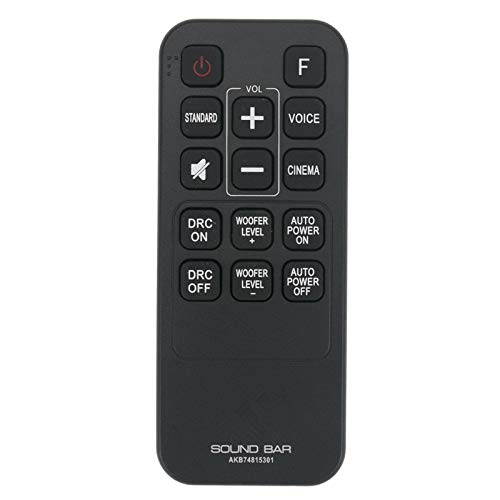 VINABTY AKB74815301 Control Remoto reemplazo Compatible