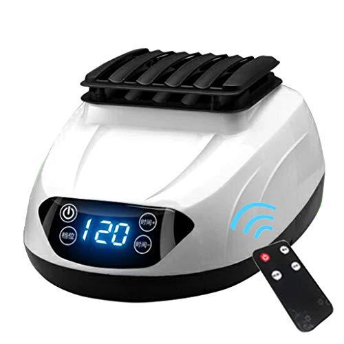 Séchoir à Linge Portable - Séchoir à Linge Électrique - Réchauffeur à Faible Bruit pour Chaussures de Vêtements - Chauffe-Moteur Télécommandé de 240min, 1600/2000 Watt