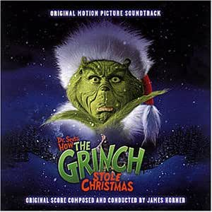 Der Grinch (Dr. Seuss' How The Grinch Stole Christmas