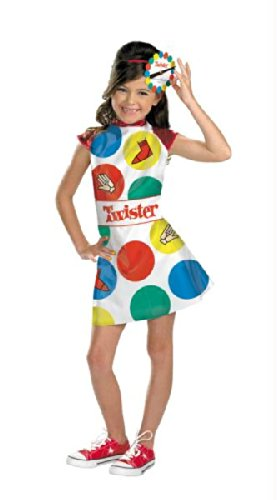 Twister Child 7-8 (Kostüme Kids Twister)