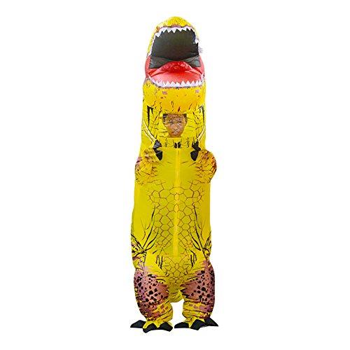 Balai Aufblasbares Dinosaurier T-REX Kostüm für kinder und Erwachsene