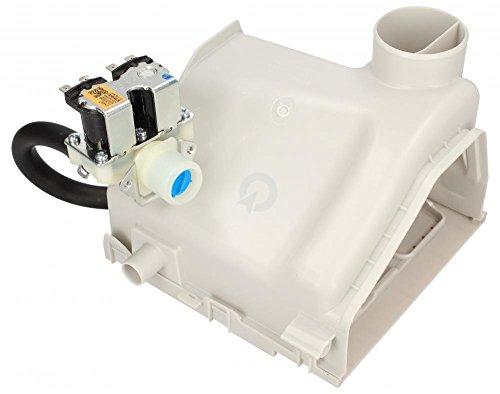 LG 4925EN1001B - Dispensador con manguera y válvula para lavadora