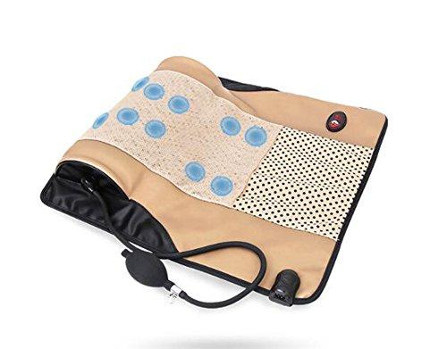 Schulter Massageger�t Massage Kissen Zervikalen Nackenmassageger�t Multifunktionale Ganzk�rpermassage Pad Lumbalen Hals und Schulter Hals Haushalt (Oster Massagegeräte)