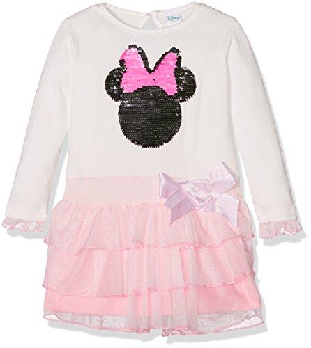 Disney Baby-Mädchen Kleidung 44260/AZ, Bianco (Panna), (Kleidung Baby Disney)