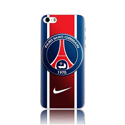 Coque iPhone 5/5S PSG Paris Saint Germain