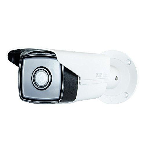 INKOVIDEO V-110-8MW 8MP 4K PoE ONVIF Netzwerk Überwachungskamera mit Nachtsicht bis 50m Videoüberwachung (weiß) H. 264 Dvr-board