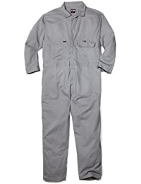 Key Apparel Men's Big & Tall Flame Resistant Long Sleeve Deluxe Unlined Coverall