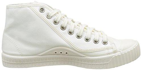 G-STAR RAW Herren Rovulc HB Mid Sneaker Weiß (white 110)