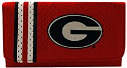 NCAA Georgia Bulldogs Ladies Athletic Mesh Wallet