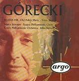 Gorecki: Beatus Vir/Polish Mus