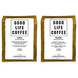 Good Life – Verve & Bloom Paleo Coffee Combo Box | Single Origin Arabica | Bulletproof Coffee | Specialty Coffee | Fresh Roasted to Order – 2Kg Total