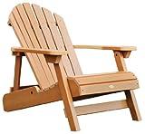 Highwood AD-CHL1-TFE Folding und Zurücklehnen Erwachsene Adirondack Chair,...