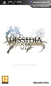 Dissidia 012 : Final Fantasy - Legacy Edition (PSP)