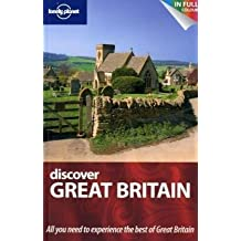 Discover Great Britain (Au and UK) (Lonely Planet Discover Guides) by Oliver Berry (2010-05-04)