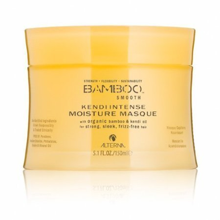 Alterna Bamboo Smooth Kendi Intense Moisture Masque for Unisex, 5.1 Ounce by Alterna [Beauty] by Alterna