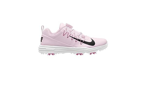 wholesale dealer 4c5a1 abbdc Nike Women's's WMNS Lunar Command 2 Boa Golf Shoes Multicolour (Arctic  Pink/Black-Wh 600) 3 UK: Amazon.co.uk: Shoes & Bags