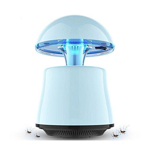 Moskito-Mörder Moskito-Killer-Mückenschutz-LED-UVmoskito-Mörder USB-Stummer Physikalischer Moskito-Mückenschutz Keine Strahlung Automatischer Mückenschutz-Innenmoskitoabwehrartefakt, H22cm W14.5cm -