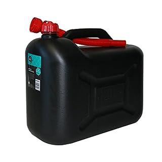 AUTONIK 126630 Kraftstoff-Kanister, Kunststoff, 20 L