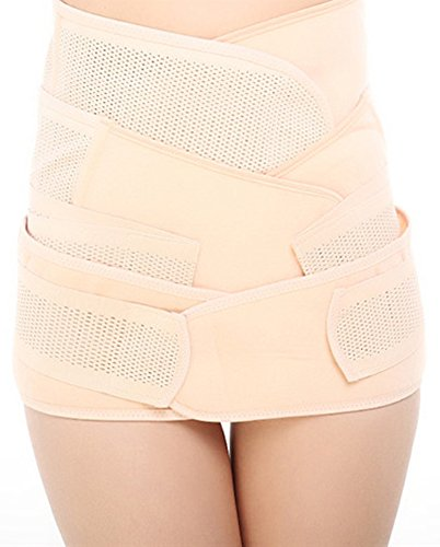 SaySure - Recovery Belly Waist Belt Shaper Slim Body Support (SIZE : (Fisher Body Shield)