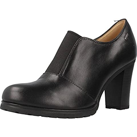 Botas para mujer, color Negro , marca GEOX, modelo Botas Para Mujer GEOX DONNA TRISH ABX A Negro