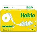Hakle Papier Toilette Plus avec camomille 3lagig estampé Pores präg