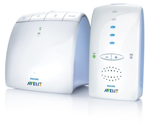Philips Avent Philips AVENT Basic Baby Monitor with DECT Technology