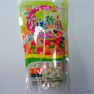 Tapioca Pearl 250 G , 8.8 oz. , Pack of 3 (Multi Colored)
