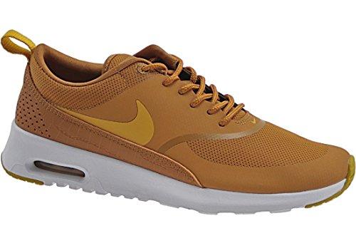 Max Thea 599409-701 Sneaker, Mehrfarbig (Gold 001), EU ()