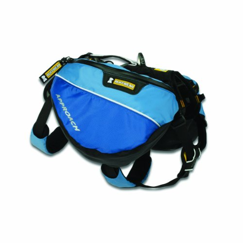 Ruffwear 5010-415S2 Approach Pack Hunderucksack, XXS, blau -