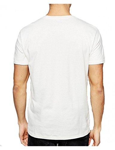 Denim & Supply Ralph Lauren T-shirt Ecru Ecru