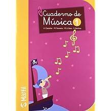Cuaderno de Música-1 (Educación Primaria) - 9788426814616