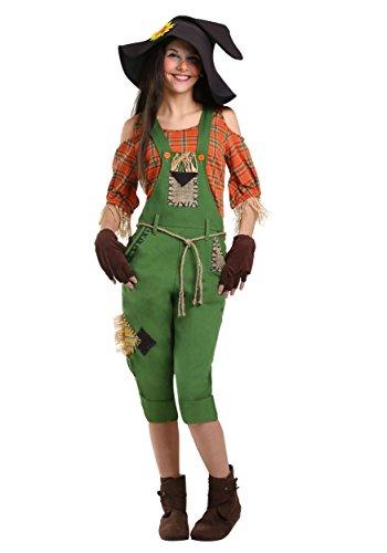 Scarecrow Womens Fancy Dress Costume X-Small