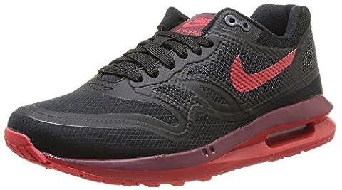 Nike Air Max Lunar1 Wr 654895-002 Damen Laufschuhe Training Schwarz (Black/Actn Red-Tm Rd-Hypr Pnch) 38.5