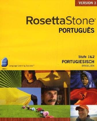Rosetta Stone v3 Portugiesisch Level 1&2 Set (PC+MAC)
