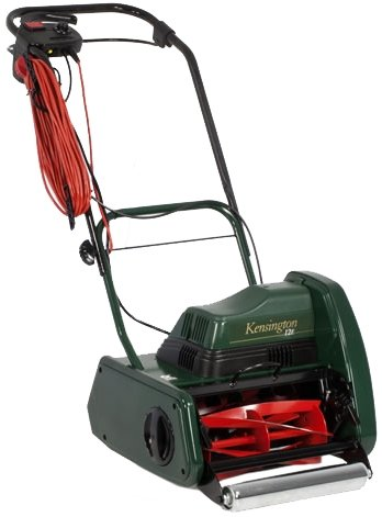 Allett Kensington 12E (Atco Windsor 12S) Self-Propelled Electric Cylinder Lawnmower