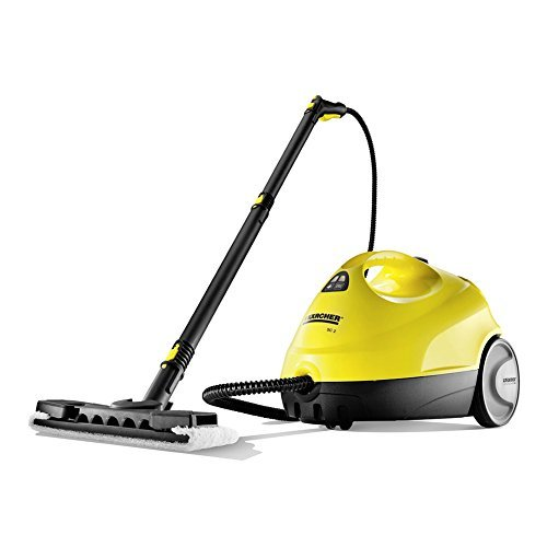 KARCHER SC-1020 Multi-use Steam Vacuum Cleaner (Yellow and Black)1.2L 1500W 220V-240V by...