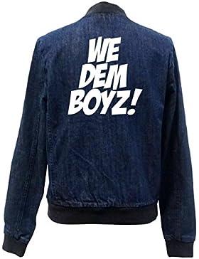 We Dem Boyz Bomber Chaqueta Girls Jeans Certified Freak