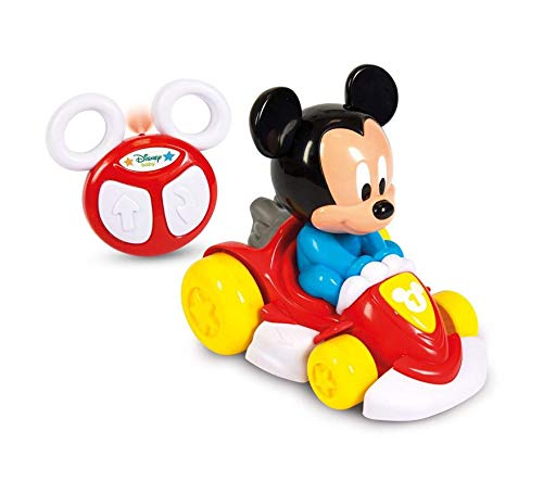 Clementoni Coche R/C Mickey Monocanal +10Meses