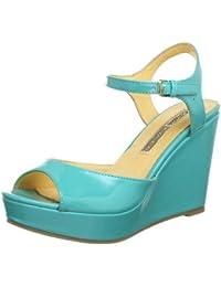 Buffalo London 312-4468 PATENT PU 143033 - Zapatos de pulsera para mujer