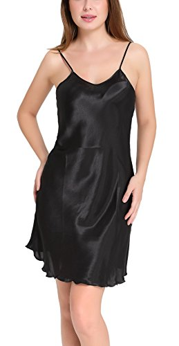 Specificazione: 1.100% nuovo e di alta qualità 2.Perfetto morbido, classico, pratico e realizzato per sogni d'oro. Nello stesso super soft, seta di gelso come la nostra le donne più amati pigiama, questo sonno pigiama preferito dispone di tutti i det...